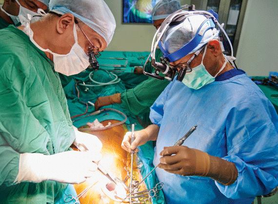 bariatric surgeons in Delhi