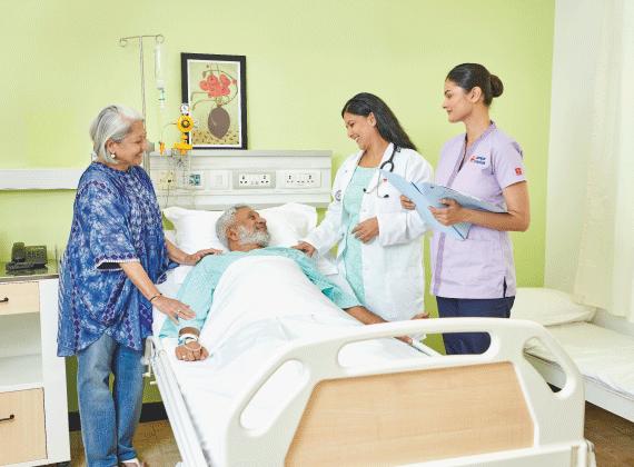 cardiothoracic vascular surgery hospital in delhi