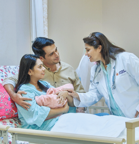 obstetrics and gynecology hospital in delhi