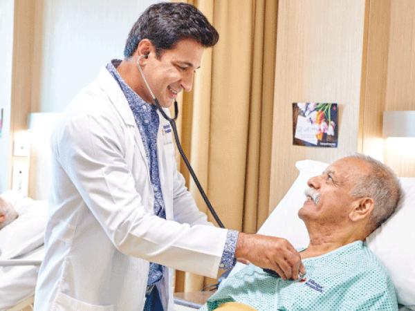 Lungs Specialist Hospital in Dwarka Delhi