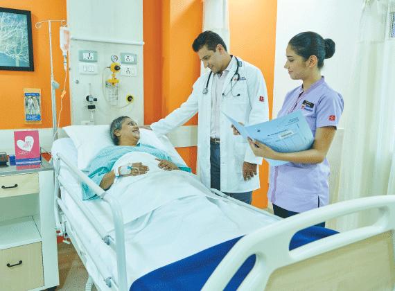 Endovascular Surgery in Goa