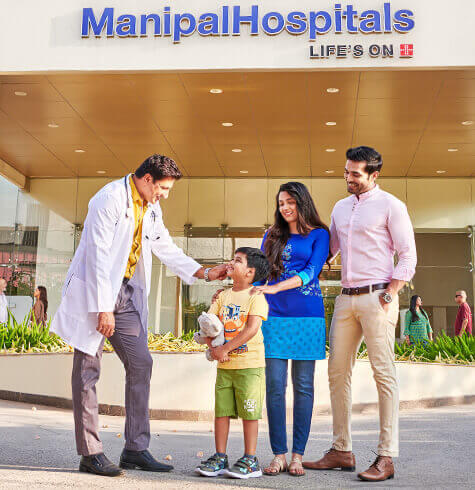 Child care hospital in Goa
