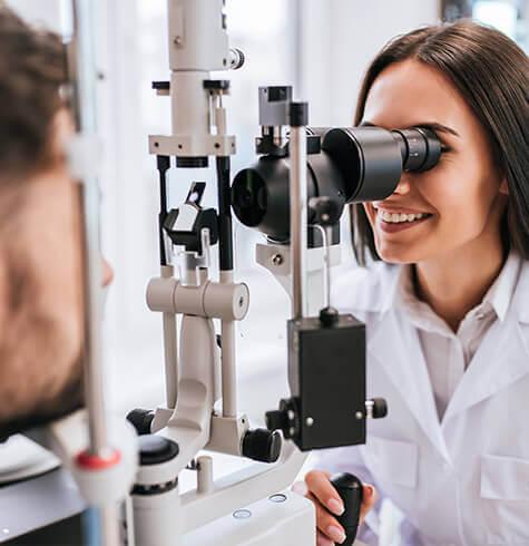 Eye doctor in Panjim Goa