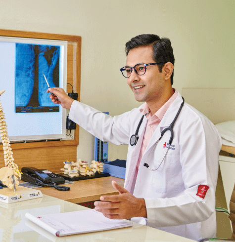 spine treatment in Goa