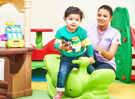 Paediatric hospital in Goa