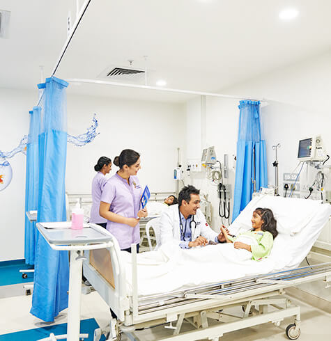 Accident & Emergency Care Hospital in Jaipur, Rajasthan