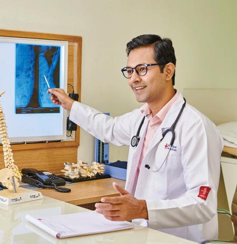 Spine Specialist In Jaipur