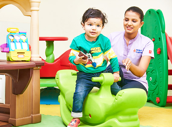 Paediatric And Child Care