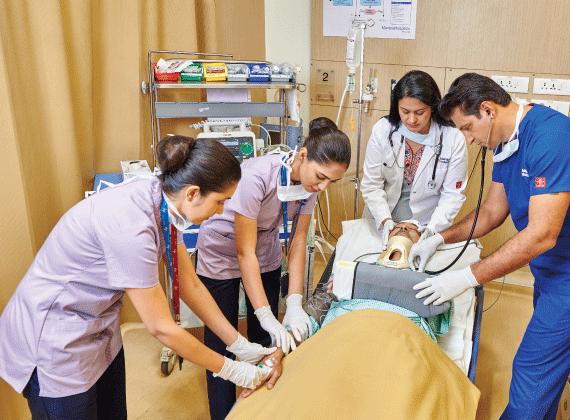 ICU and Critical Care