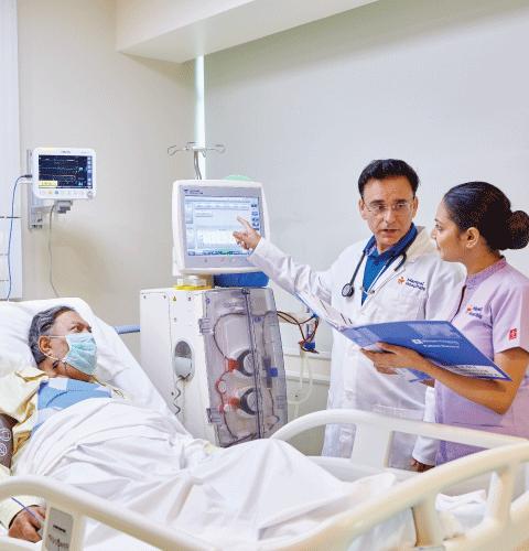 nephrology hospital  in Bangalore