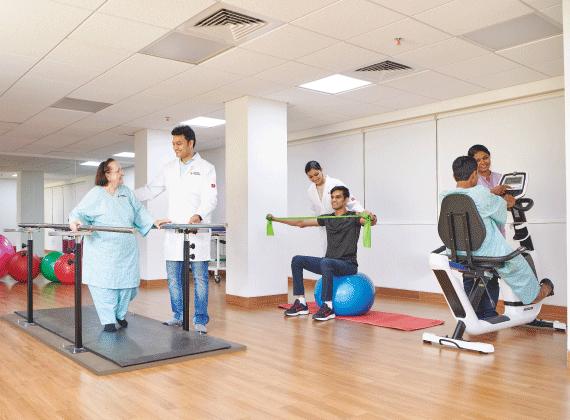 Sports Medicine Center In Bangalore