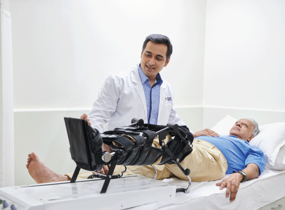 Orthopaedics Doctor in Salem