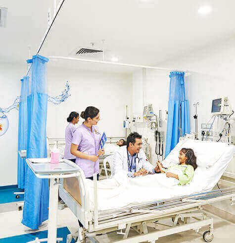 Accident and Emergency Care Hospital in Salem-Manipal Hospital