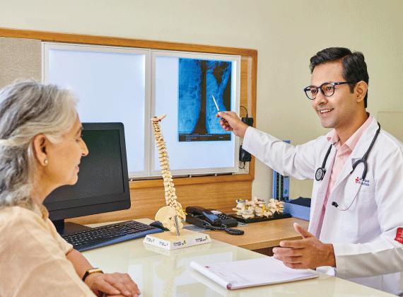 Rheumatologist Doctor in Salem