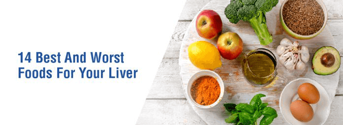 Best And Worst Foods For Liver