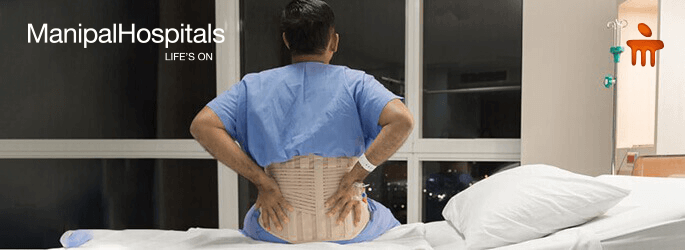 best hospital for spine surgery in Bangalore