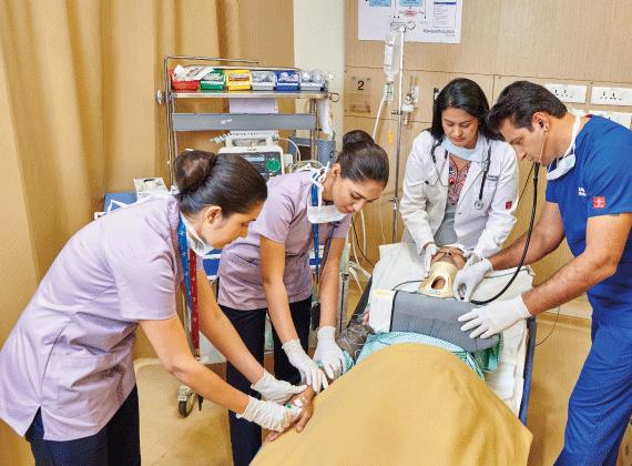 Intensive Care Unit ICU hospital Bangalore