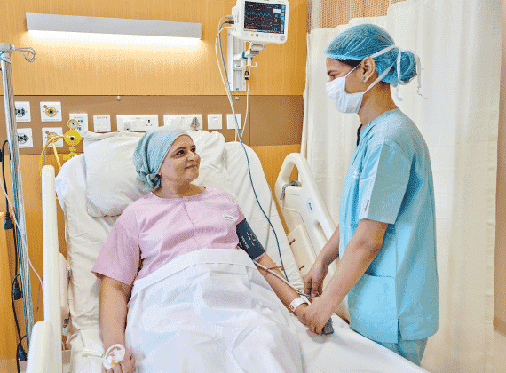 Anaesthesiology Hospital