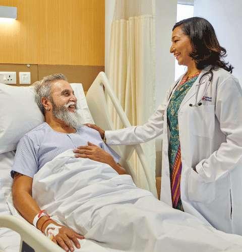 Hepatobiliary Surgery Hospital in Bangalore