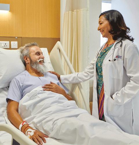 liver transplant surgery hospital in bangalore