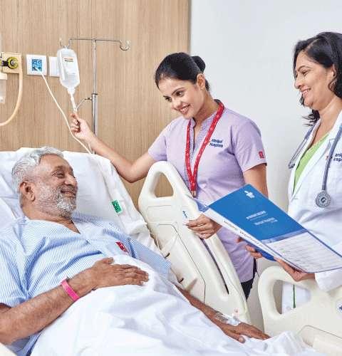 Robotic Surgery Hospital in Bangalore