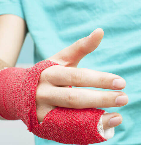 hand wrist surgery treatment