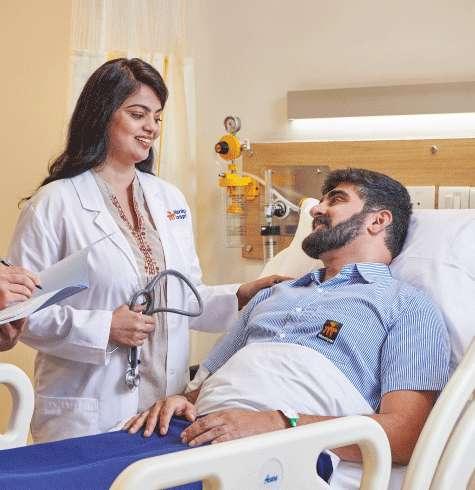 Obesity Treatment Hospital in India