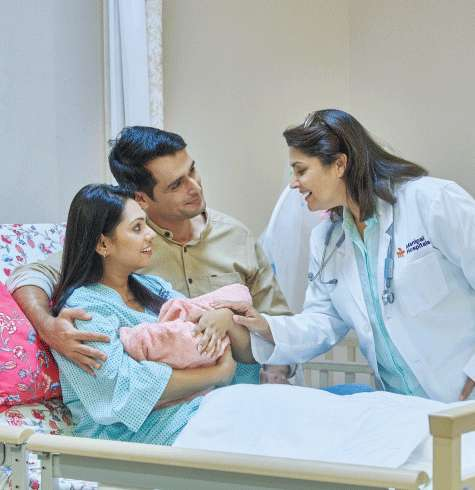 Gynaecology Hospital in Bangalore