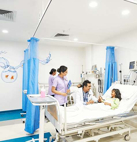 Microbiology Hospitals in Bangalore