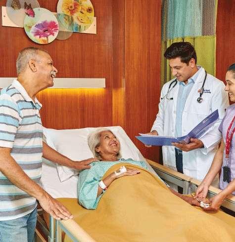 Neurological Treatment Hospital in Bangalore