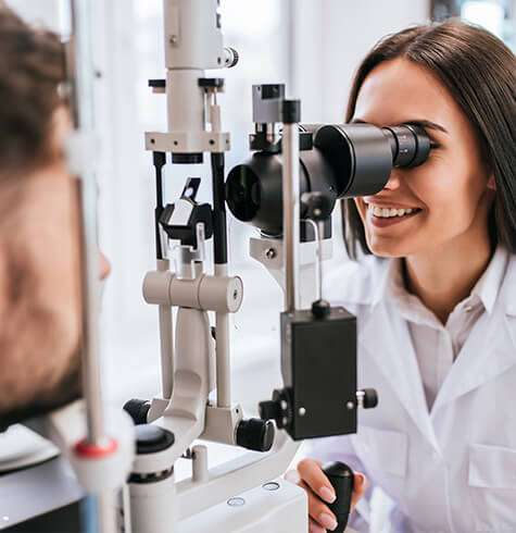 Ophthalmologist in Bangalore