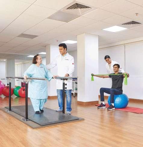Hospital for Rheumatology in Bangalore