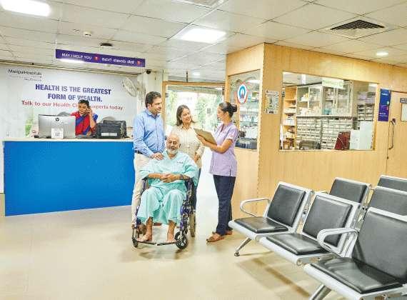 Elderly Care Hospital in Bangalore