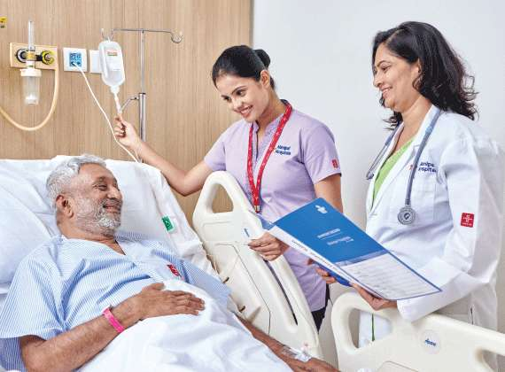 Hemato Oncology & Stem Cell Transplant in Bangalore