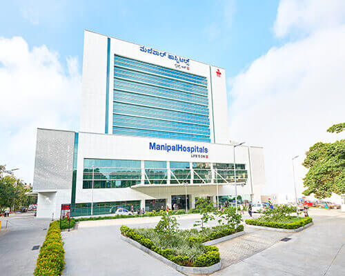 MANIPAL HOSPITALS BANGALORE, OLD AIRPORT ROAD