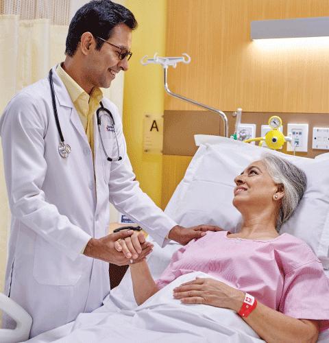 Anaesthesia Specialist in Vijayawada
