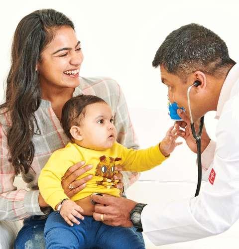 Reproductive Medicine Hospital in Vijayawada
