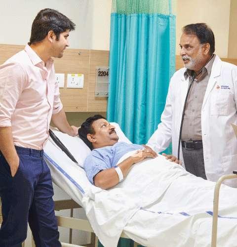 Podiatric Surgeon in Vijayawada