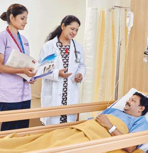 Internal Medicine Facilities in Vijayawada