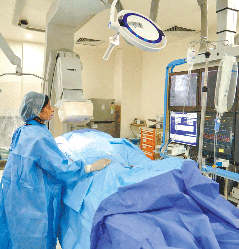 Heart hospital in Whitefield, Bangalore